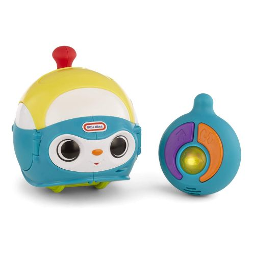 My First Remote Control Spinning Toy Little Tikes Childrens Toy